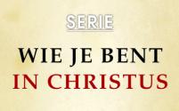 Wie je bent in Christus – 33. In Christus leer je roemen in je zwakheid