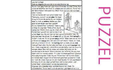 Puzzel – Genesis 38, Ruth 4, 1 Kronieken 2, Matteüs 1 – Juda, Tamar krijgt kinderen, Jezus 2