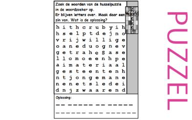 Puzzel – 1 Kronieken 29 – vraag om bouwmateriaal tempel 8