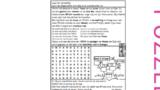 Puzzel – 1 Kronieken 7, Genesis 49 – geslachtsregister, zegen Jakob 14
