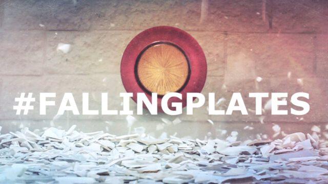 Falling Plates (video)