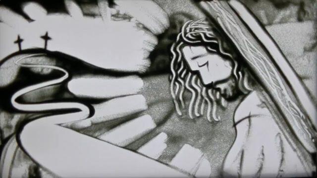Sandy Tales / Goede Vrijdag en Pasen (video)