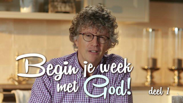 Begin je week met God! – 'Wat passie met je doet!'