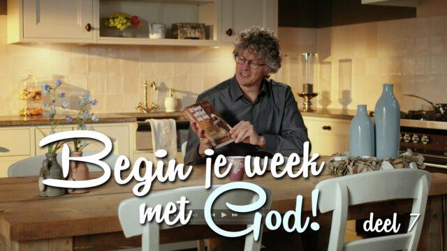 Begin je week met God! – 'Gods aanwezigheid'