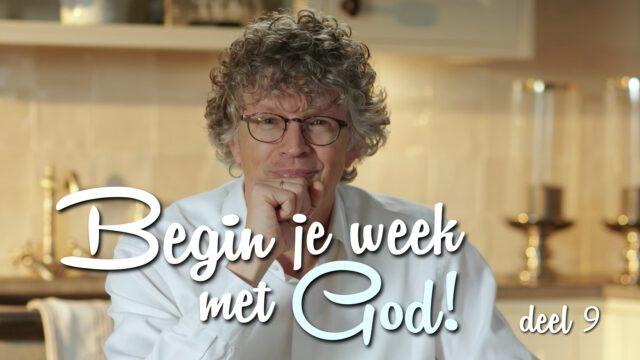 Begin je week met God! – 'Tevreden zijn'