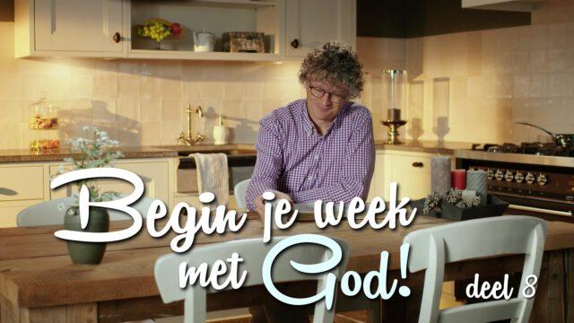 Begin je week met God! – 'De Heer is Mijn Herder'