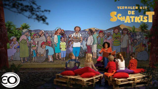 Verhalen uit de Schatkist – De picknick