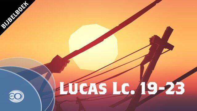 Het Bijbel Project   Jezus' dood   Lucas 19-23  