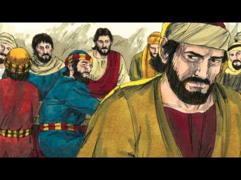 Judas VS Petrus