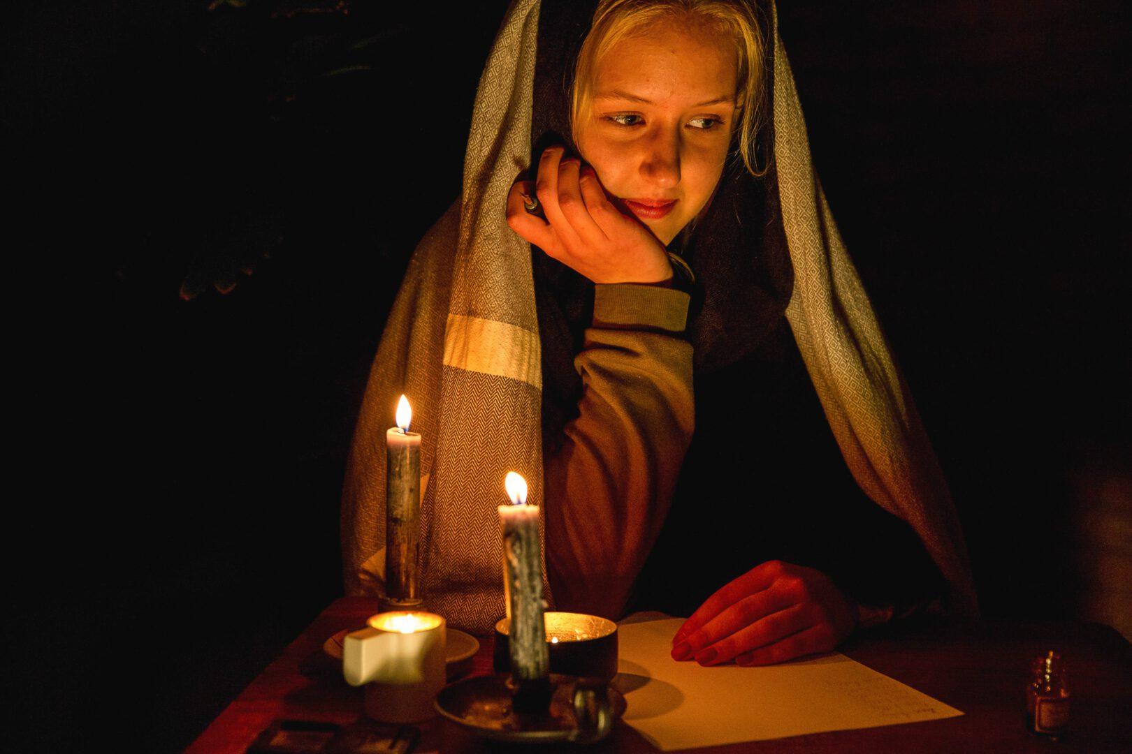 Mooi voorbeeld: Het verhaal van Maria