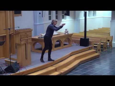 Echte vrijheid – toespraak ds. G. Hutten