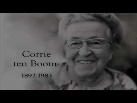 Corrie ten Boom over vergeving