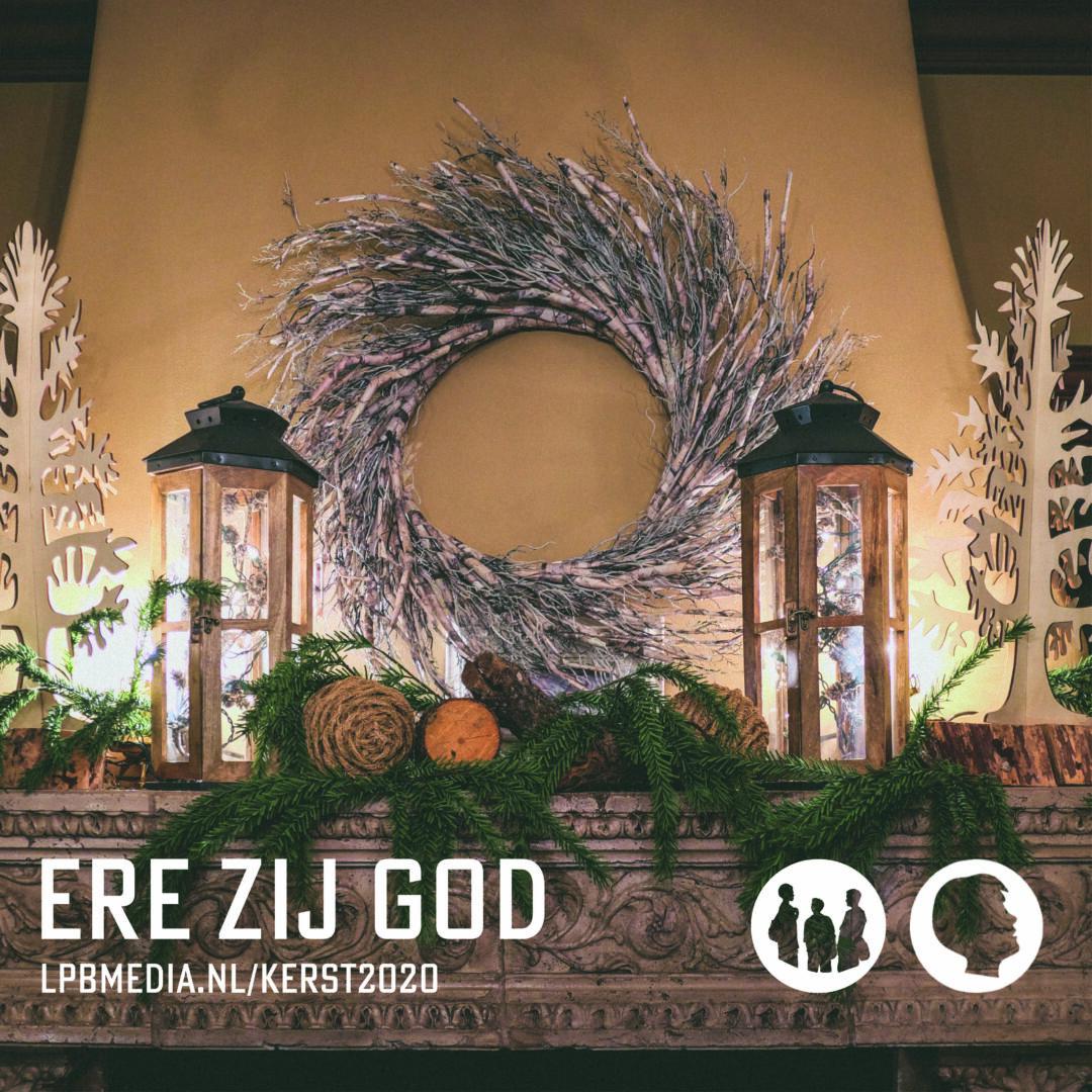 Ere zij God! - serie preken rond Advent en Kerst