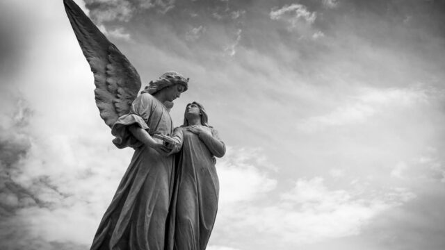 Wat doen engelen?
