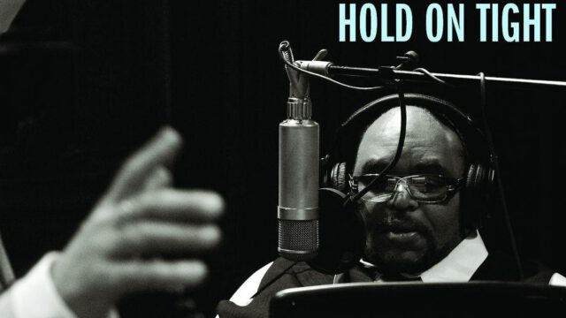 Met Luide Trom(p): Hold on tight
