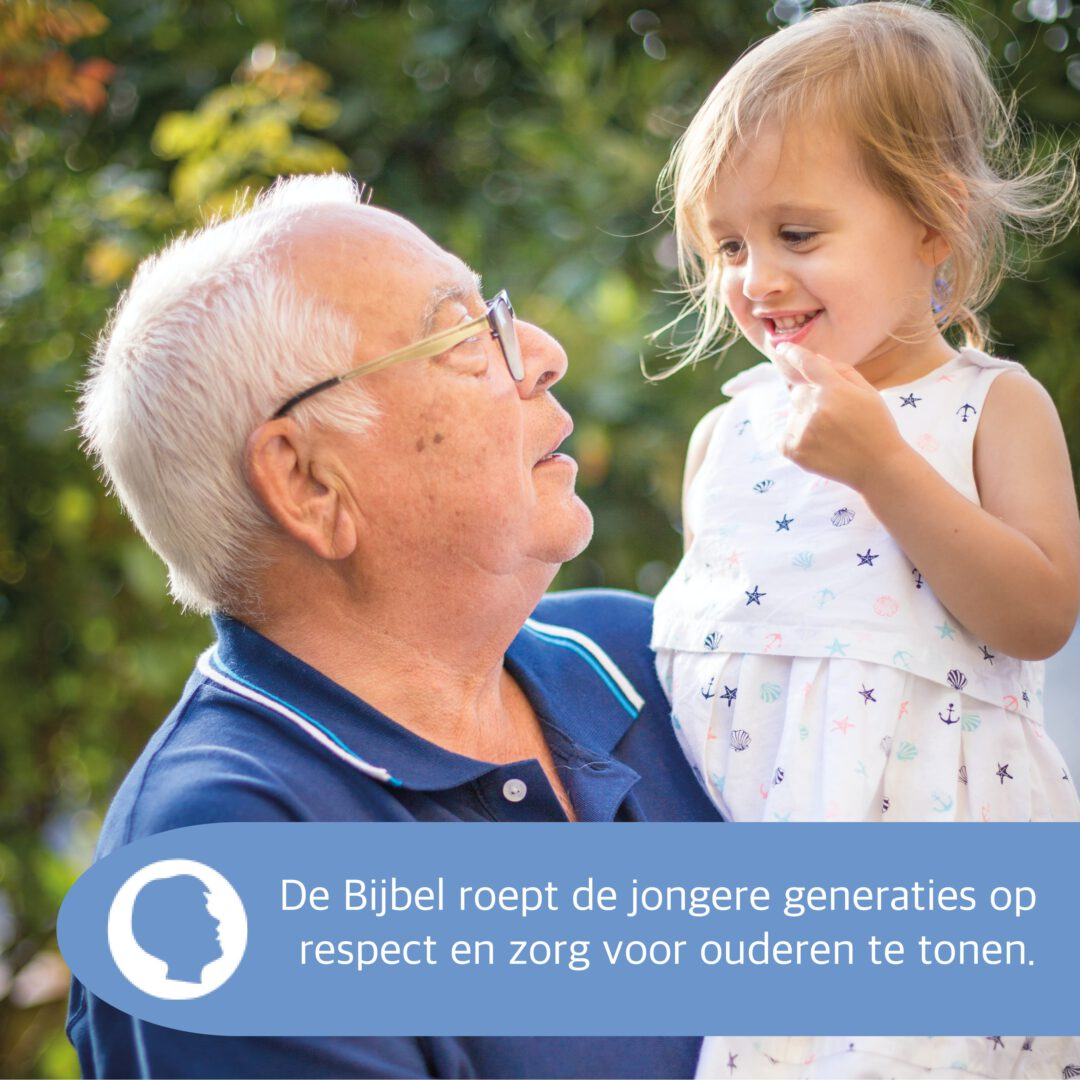 Ouder worden naar Gods beeld
